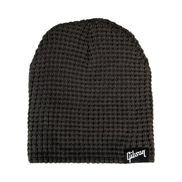 Gibson Radar Knit Beanie Charcoal
