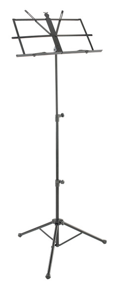 Music Stand With Soft Carrying Bag , Colour Black