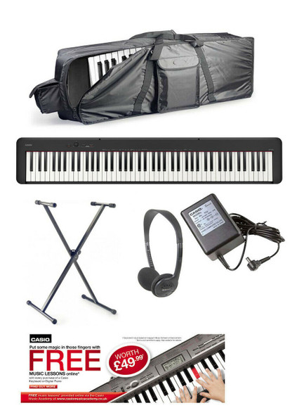 Casio CDP-S100 Digital Piano Pack 3