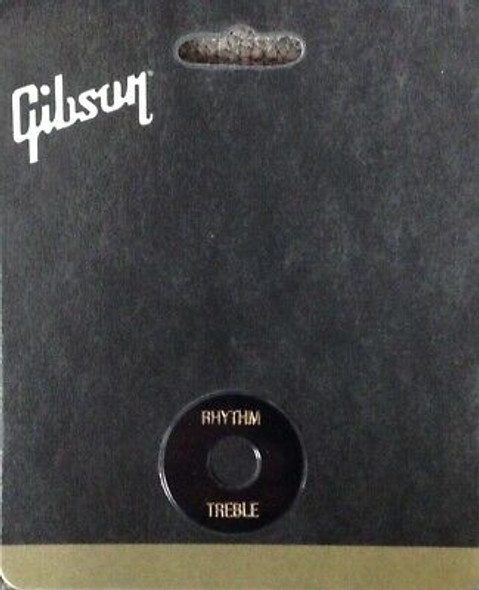 Gibson Switch Washer PRWA-010 Black/Gold