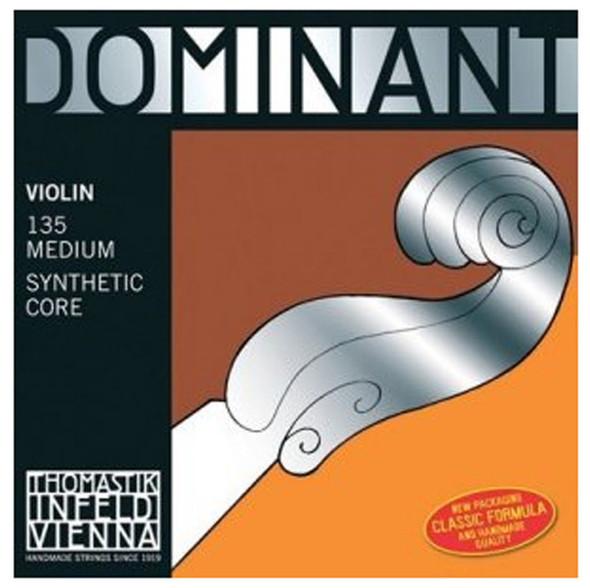 Dominant Thomastic-Infeld Single Violin String A String