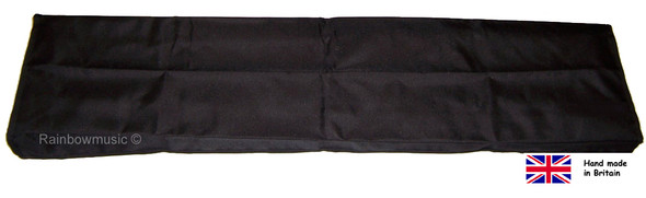 Deluxe Digital Piano Dust Cover Black For Yamaha P80 P90