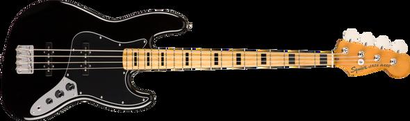 Fender Squier  Classic Vibe '70s Jazz Bass®, Maple Fingerboard, Black