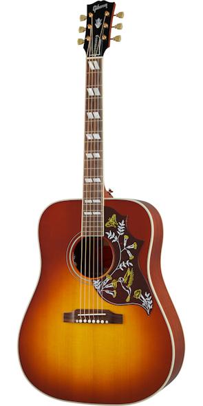 Gibson Hummingbird Original Heritage Acoustic Guitar  Cherry Sunburst