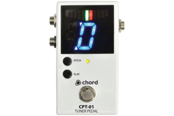 Guitar Tuner Pedal CPT-01