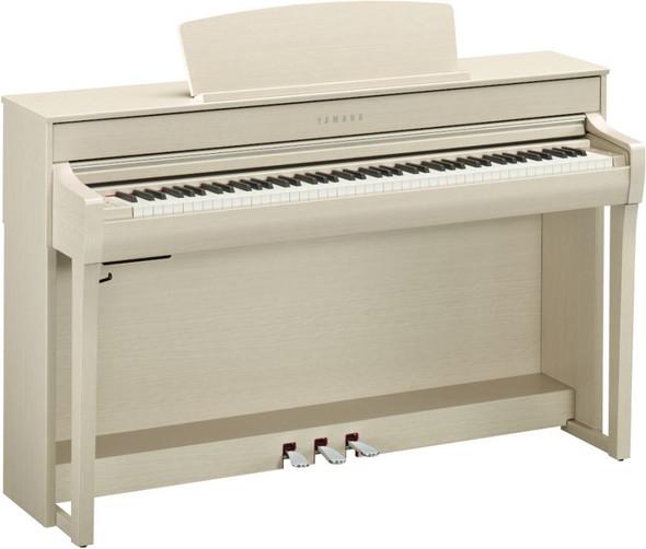 Yamaha CLP-745WA Clavinova Digital Piano With Bluetooth White Ash