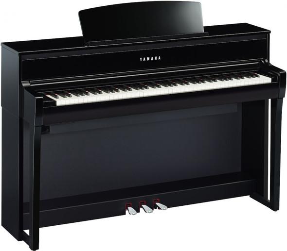 Yamaha CLP-775PE Clavinova Digital Piano With BluetoothPolished Ebony