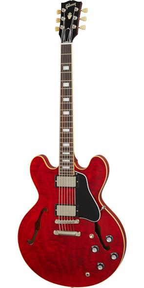 Gibson ES335 Figured Sixties in Cherry