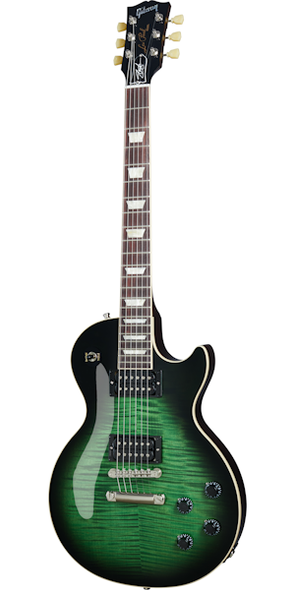 Gibson Slash Les Paul Standard Limited Edition Anaconda Burst ( Scratch on body )