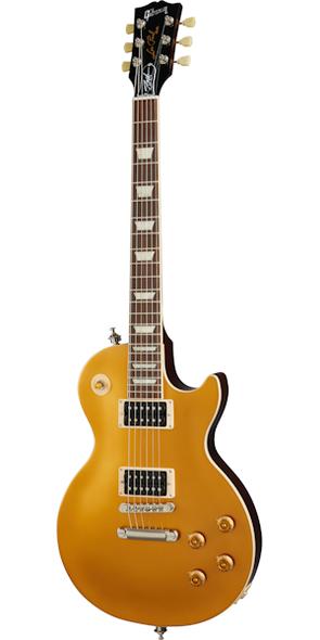 Gibson Slash Victoria Les Paul Standard Goldtop Dark Back