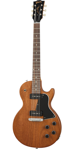 Gibson Les Paul Special Tribute - P-90 Electric Guitar Natural Walnut Satin