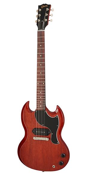 Gibson SG Junior Electric Guitar Vintage Cherry