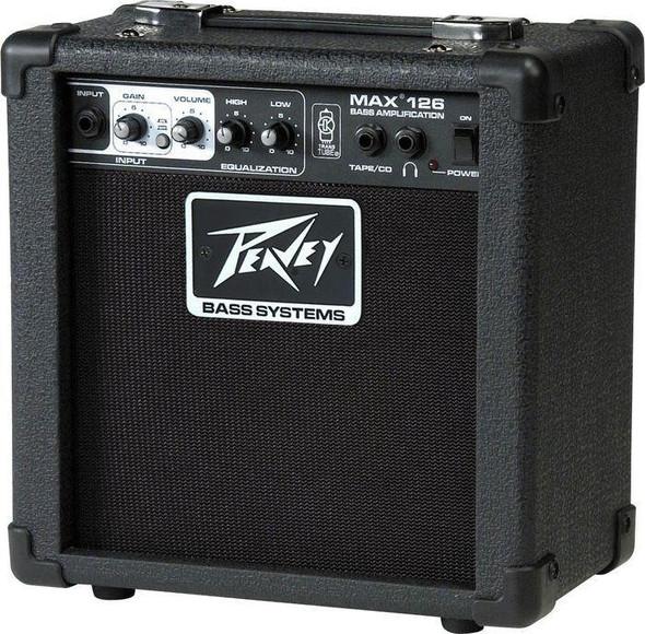 Peavey MAX 126 Bass Guitar Amplifier