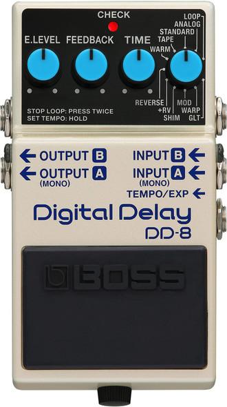 Boss DD8 Digital Delay Effects Pedal