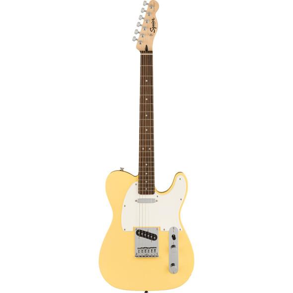 Fender Squier FSR Bullet Telecaster Electric Guitar in Vintage White
