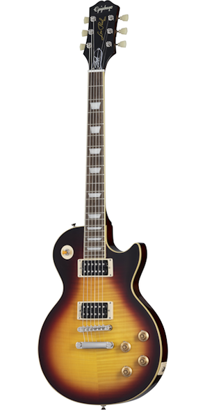 Epiphone Slash Les Paul Standard November Burst Electric Guitar