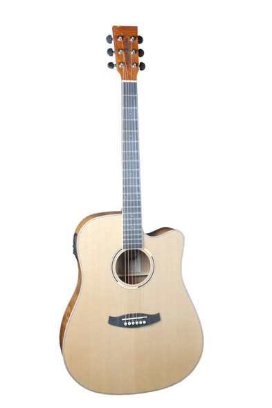 Tanglewood DBT-DCE-FMH Electro Acoustic Guitar