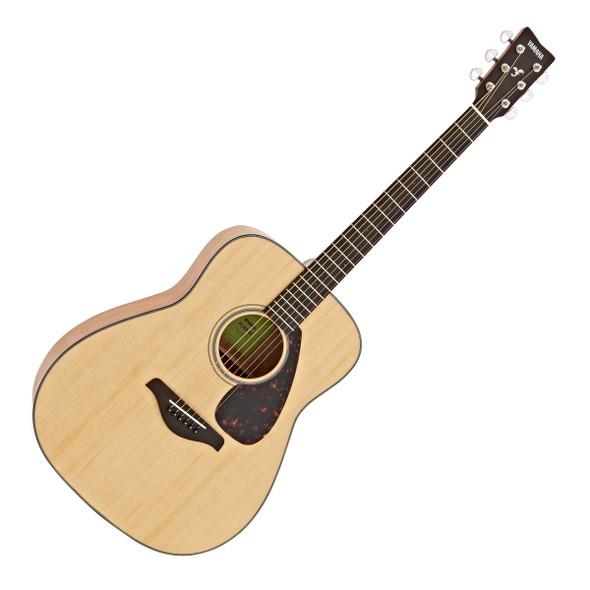 Yamaha FG800M Mk II Acoustic Guitar With Matt Natural Finish