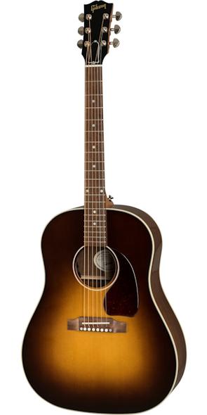 Gibson J-45 Studio Walnut Electro Acoustic Guitar Walnut Burst