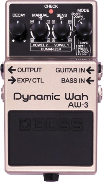 Boss AW3 Dynamic wah