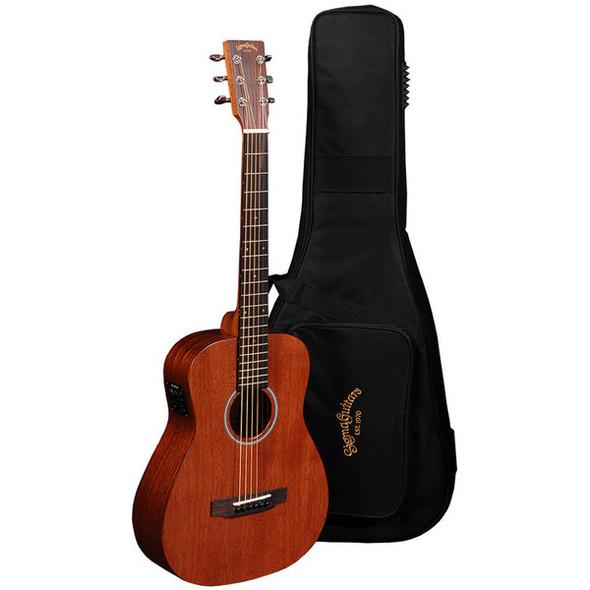 Sigma TM 15E Electro Acoustic  Travel Guitar
