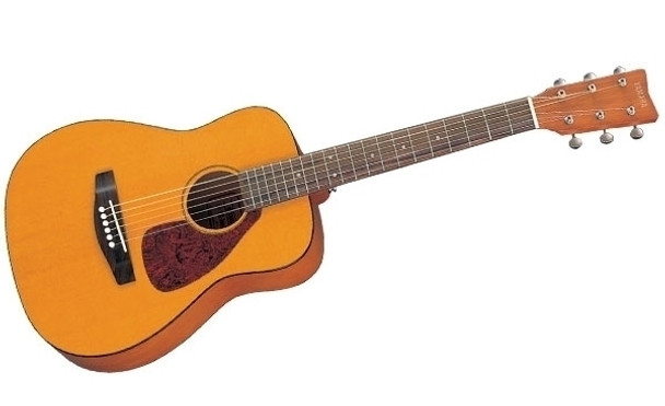 Yamaha JR1 3/4 Acoustic Guitar in Natural finish with gigbag