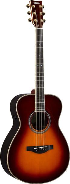 Yamaha LS-TA TransAcoustic Guitar Brown Sunburst