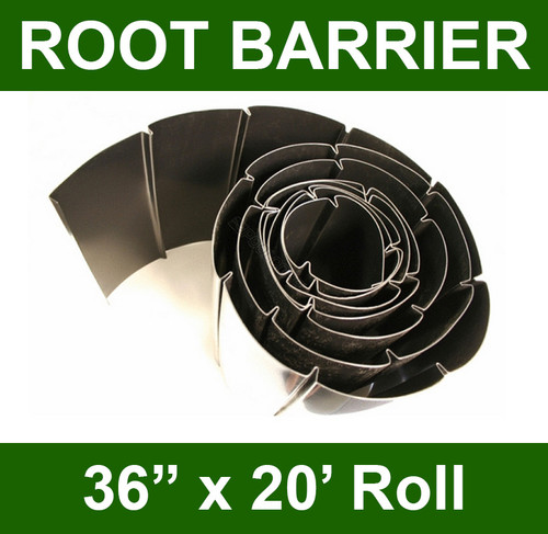 """NDS Root Barrier 36"""" wide x 20' roll"""