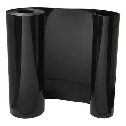 """bamboo barrier 36"""" wide 100 mil thick black"""