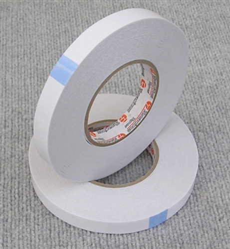Bamboo Barrier Tape white double-sided