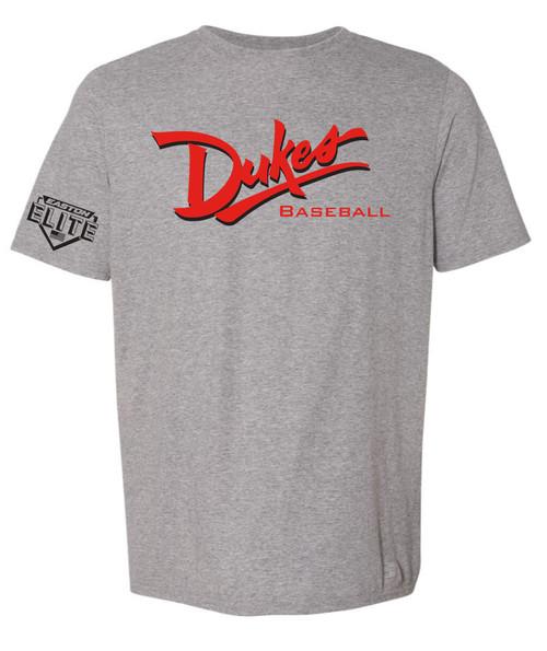 Dukes Gray Practice Tee