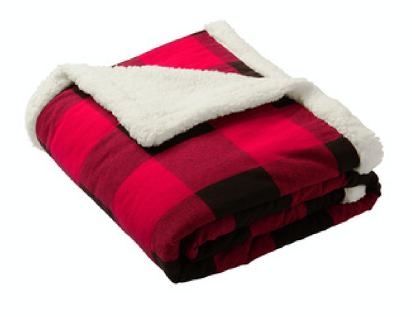 Flannel Sherpa Blankets