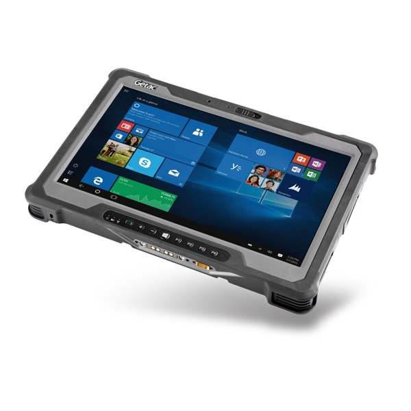 Getac A140 - i5 2.3Ghz – Micro SD - Smart Card Reader