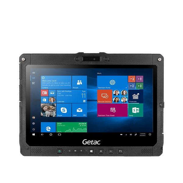 Getac K120 – i5-8250U 1.6Ghz – Webcam – Rear Camera
