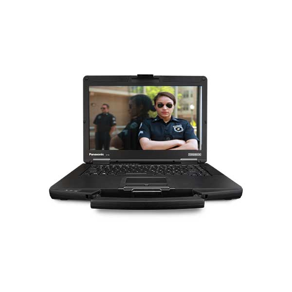 Panasonic Toughbook CF-54 - i5 2.6Ghz – 256GB SSD – Webcam