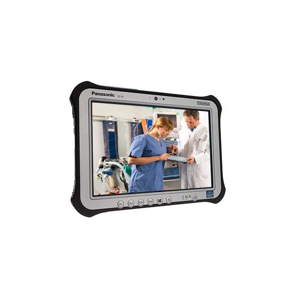 Panasonic Toughpad FZ-G1 - i5 2.6Ghz – Infrared Webcam – Rotating Hand Strap