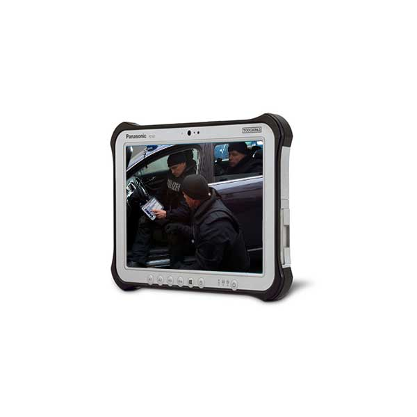 Panasonic Toughpad FZ-G1 - i5 2.6Ghz – Dual Pass – Infrared Webcam