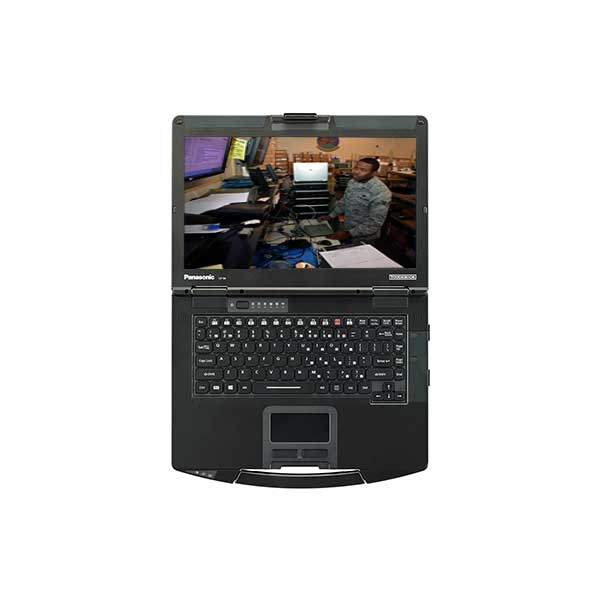 Panasonic Toughbook CF-54 – i5 2.6Ghz – Webcam – TPM 2.0