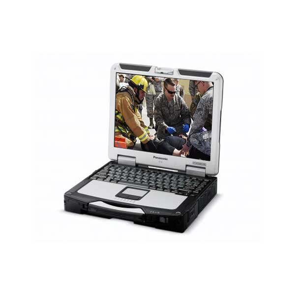 Panasonic Toughbook CF-31 - i5 2.6Ghz – 256GB SSD – 16GB Ram