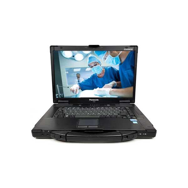 Panasonic Toughbook CF-52 MK5 - i5 2.8Ghz - 500 GB Hard Drive - 4GB Ram