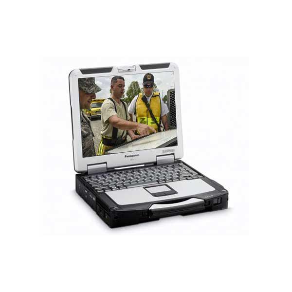 Panasonic Toughbook CF-31 – i5 2.6Ghz – DVD Multi Drive – Emissive Backlit Keyboard