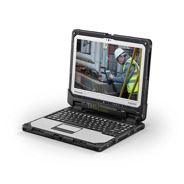 Panasonic Toughbook CF-33 – i5 2.6Ghz – dGPS – Infrared Webcam
