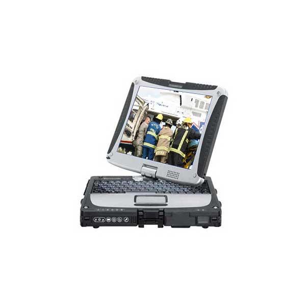 Panasonic Toughbook CF-19 MK6 - i5 2.6Ghz - Dual Touch