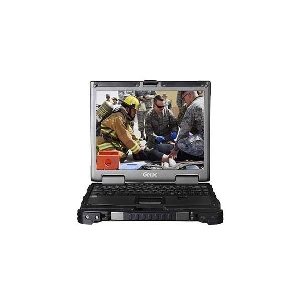 Getac B300 – i5 1.6Ghz – Smart Card Reader – DVD Super Multi Drive
