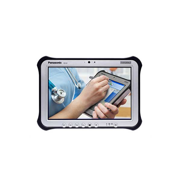 Panasonic Toughpad FZ-G1 – i5 2.4Ghz – 8MP Cam – 2D Bar Laser