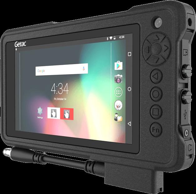 Getac MX50 - x5-Z8350 - 8MP Rear Camera - GPS