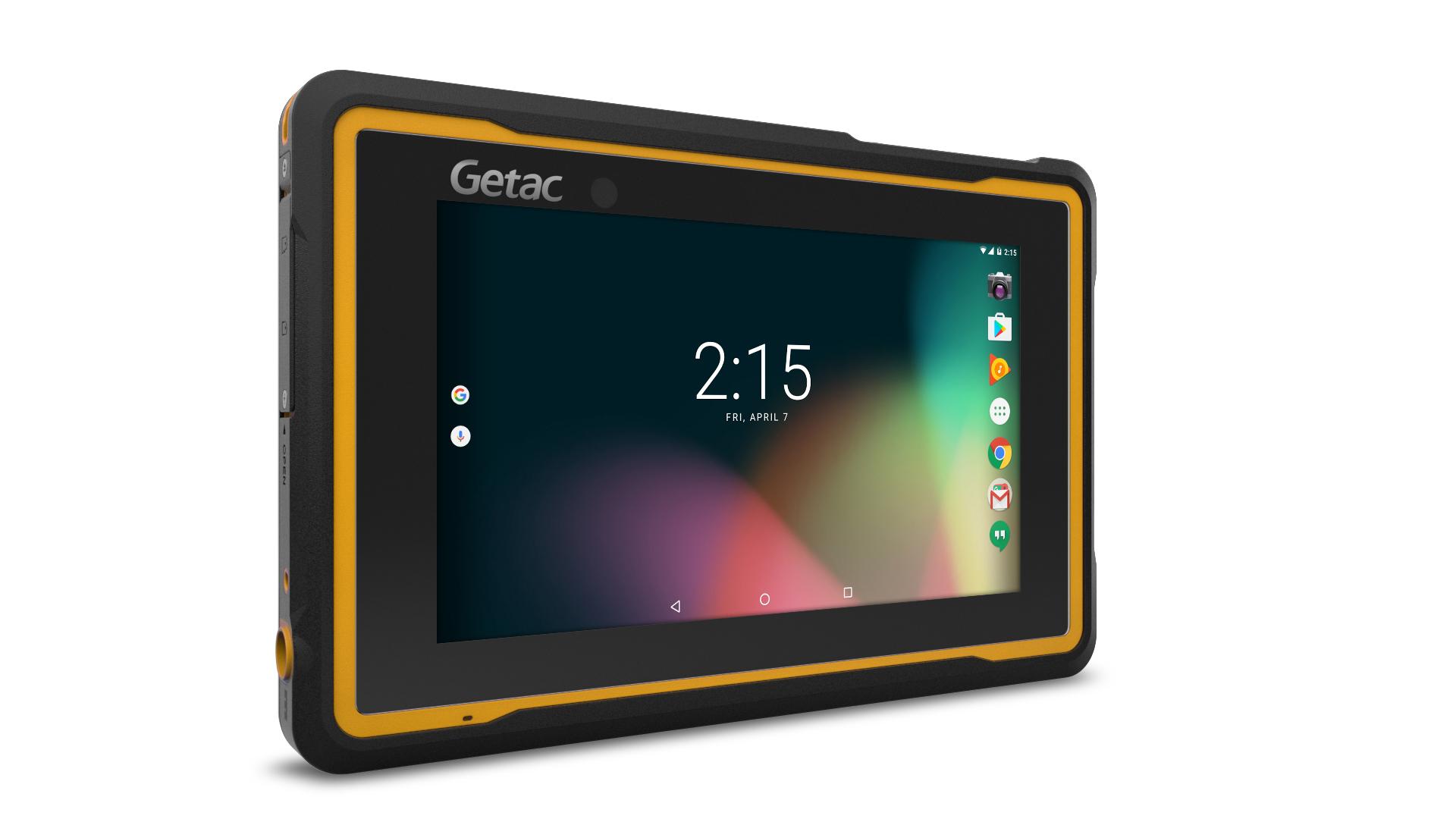 Getac ZX70 - x5-Z8350 - GPS - 8MP Rear Camera