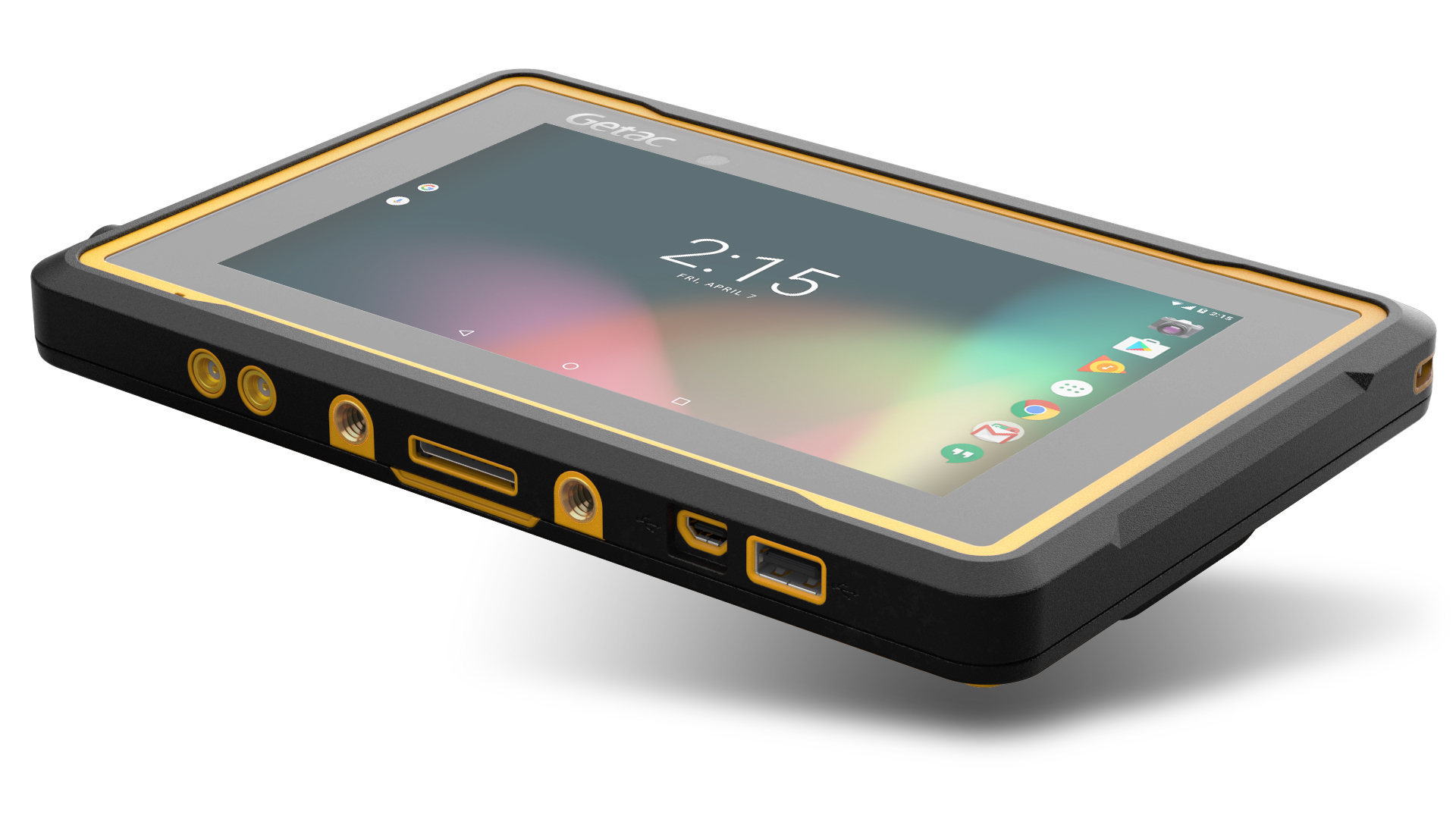 Getac ZX70 - x5-Z8350 - 4G LTE - 8MP Rear Camera