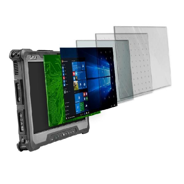 Getac A140 – i5 2.3Ghz - TAA - Smart Card Reader
