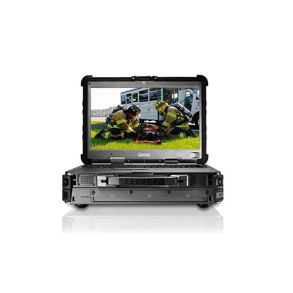 Getac X500 Server - 3.0Ghz - 500GB X 2 - Discrete VGA GTX-1050